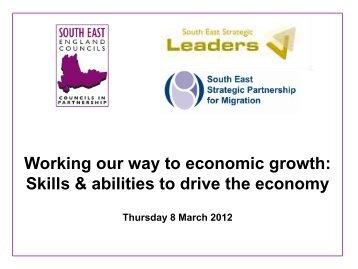 Panellists - South East England Councils