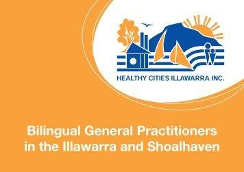 Bilingual General Practitioner Directory - Healthy Cities Illawarra