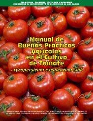 Manual de BPA en Tomate