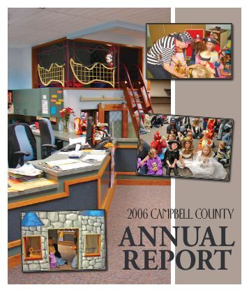 2006 Annual Report - Campbell County