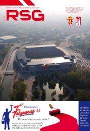 revista oficial real sporting de gijón temporada 2011/12 j09 primera ...