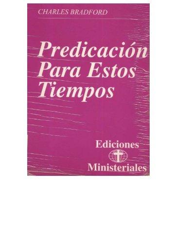 Predicación Actualizada - Ptr. Arturo Quintero