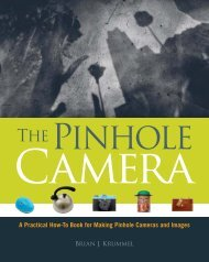 A Practical How-To Book for Making Pinhole Cameras and Images