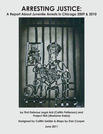 Here - Arresting Justice