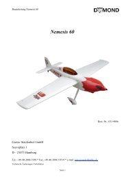 """""""Nemesis 60"""" - Staufenbiel"""