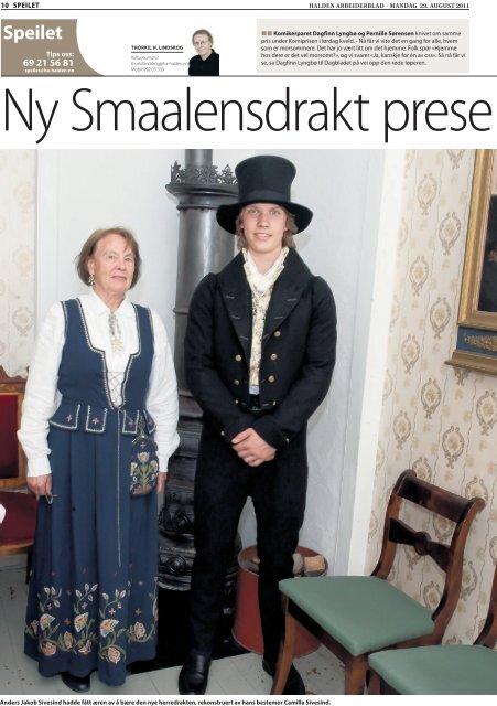 Speilet - Idd og Enningdalen Historielag