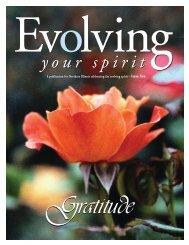 November Final - Evolving Your Spirit