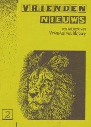 1987-09-02 - Vrienden van Blijdorp