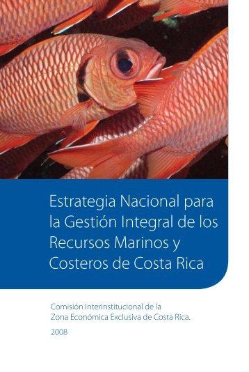 Estrategia Nacional para la Gestión Integral de los Recursos ... - cimar