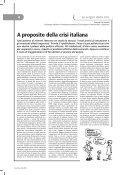 i progetti del governo, l antiberlusconismo, il ... - SocialNews - Page 4