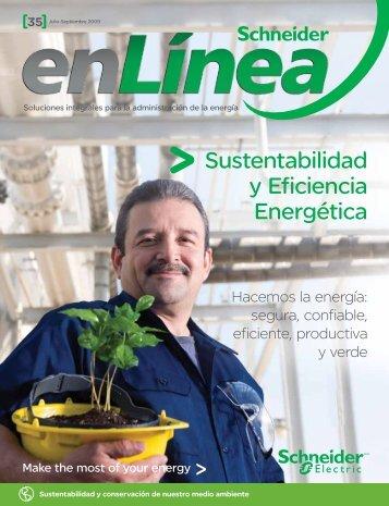 Sustentabilidad y Eficiencia Energética - Schneider Electric