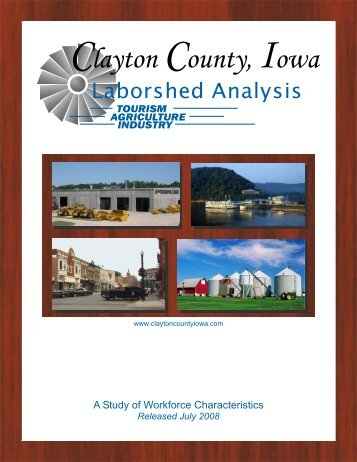 Laborshed Study - Clayton County