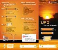 UFO-R UFO-I UFO-E - Ouellet Canada