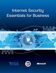 Internet Security Essentials for Business - US Chamber of Commerce