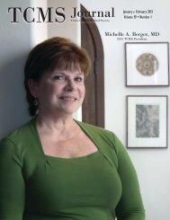January/February 2013 - Travis County Medical Society