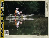 a lean mean fishing machine - Native Watercraft