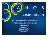 Carlos Antunes - Grupo Bertin - Sabesp