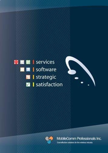 Corporate Profile - MobileComm Professionals Inc.