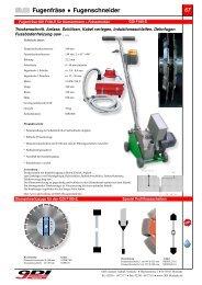 GDI Diamant Technik Herdecke Tel.: 02330-607317