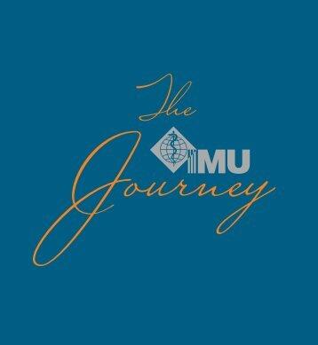 The IMU Journey Book - International Medical University(IMU)