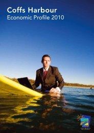 The Economic Profile 2010 - Coffs Harbour City Council