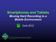 Smartphones and Tablets - ICAR