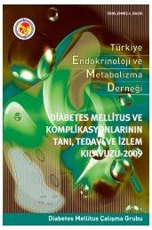 Diabetes mellitus ve komplikasyonlarının tanı,tedavi ve izlem ...