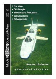 Katalog 2012 Download - Modell-Uboot-Spezialitäten