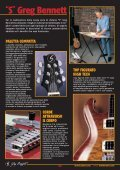 """53 La nuova collezione di chitarre """"S"""" è stata concepita e rifinita da ... - Page 2"""