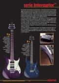 """53 La nuova collezione di chitarre """"S"""" è stata concepita e rifinita da ... - Page 4"""