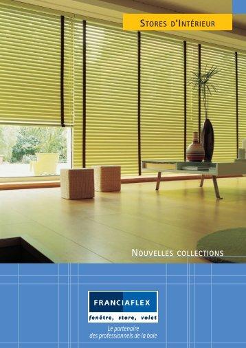 notice de pose et montage de volet roulant franciaflex store