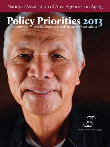 Policy Priorities 2013 - n4a