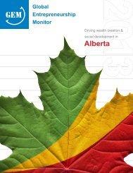 GEM Alberta Report 2013(1)