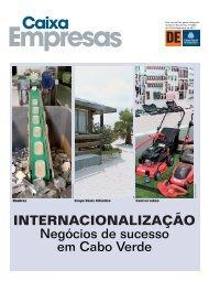 INTERNACIONALIZAÇÃO Negócios de sucesso em Cabo Verde
