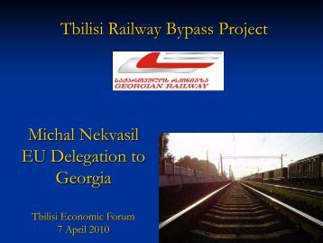 Tbilisi Railway Bypass Project
