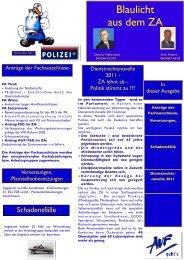 Aussendung dazu - hier klicken! - Polizei