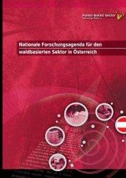 Nationale Forschungsagenda für den ... - Waldwissen.net