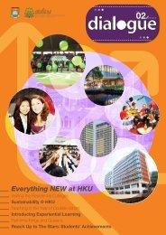 Read more - Cedars - The University of Hong Kong