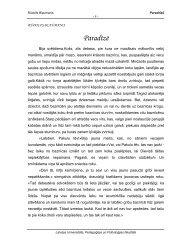 Paradīzē /paradize.pdf 243kB - LU Pedagoģijas, psiholoģijas un ...
