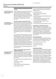 Closed-Loop Control Toolbox APP-RTT-E-GB Overview - Moeller