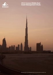 2012 Invesco Middle East Asset Management Study - local CFA ...