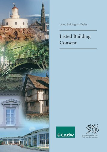 Listed Building Consent - Cadw