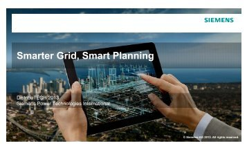 Power System Consulting - Siemens