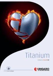 Ungaro Titanium