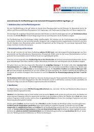 Autorenhinweise für Veröffentlichungen in der Fachzeitschrift ...