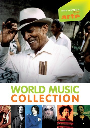 FLYER WORLD MUSIC COLLECTION