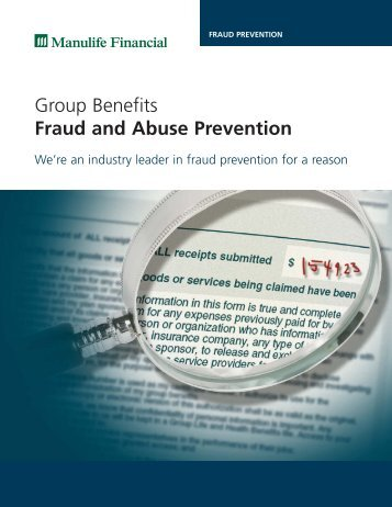 Fraud and Abuse Prevention