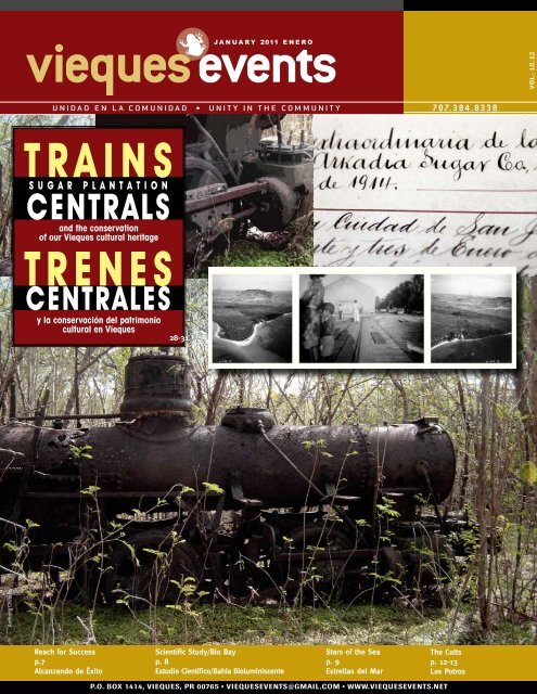 Trains Trenes - Vieques Events
