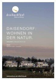 Exposè (.pdf) - Wohnen am Silberberg