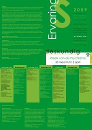 Eindhoven (PDF-bestand) - Week van de Psychiatrie